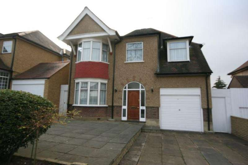 4 Bedrooms Detached House for sale in Kenton HA3 0ED