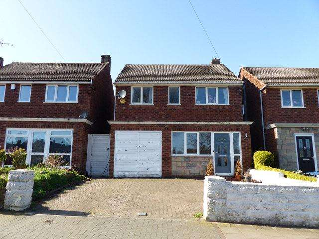 3 Bedrooms Semi Detached House for sale in Pitts Farm Road,Erdington,Birmingham
