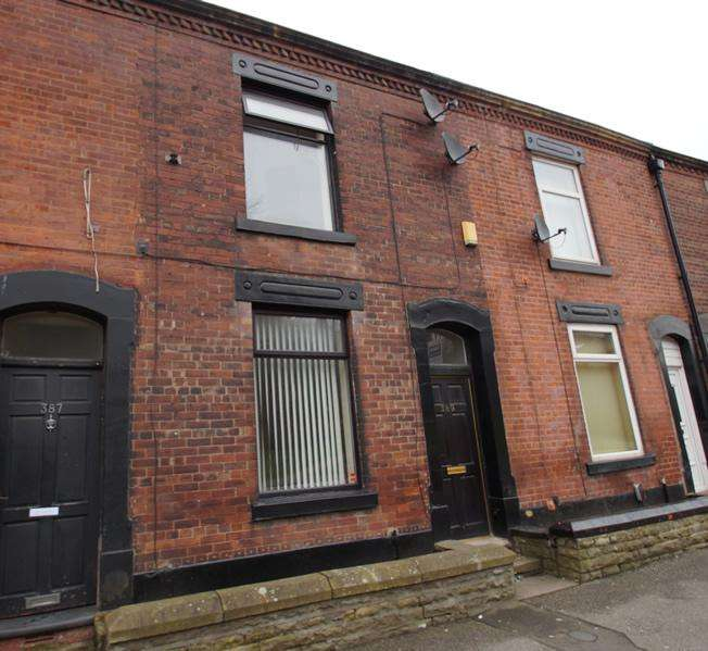 3 Bedrooms Terraced House for sale in Huddersfield Rd, Watersheddings OL4