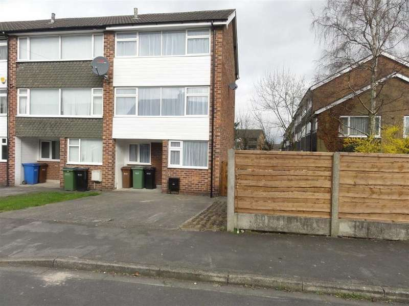 3 Bedrooms Town House for sale in Crantock Drive, Heald Green