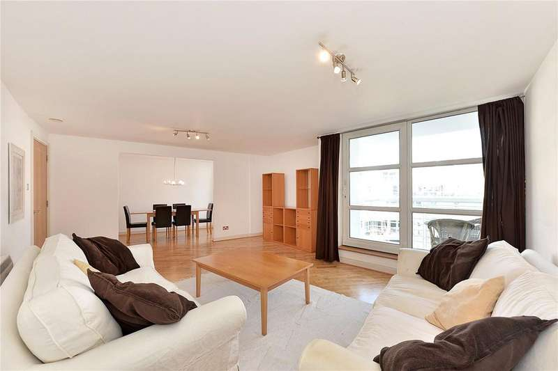 2 Bedrooms Flat for sale in Pierhead Lock, 416 Manchester Road, London