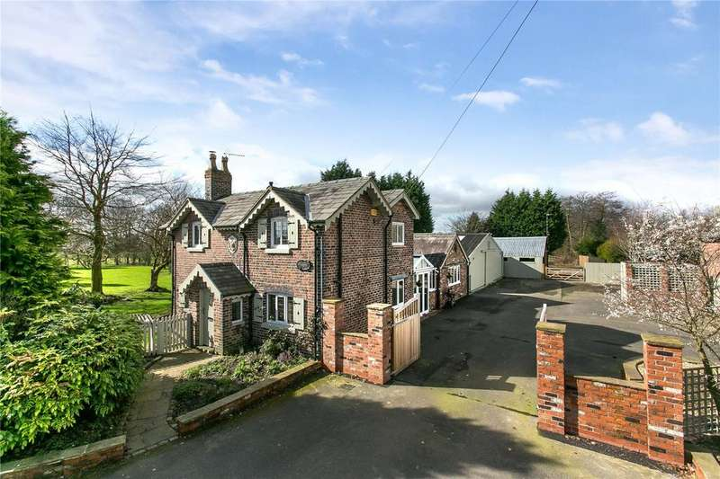 3 Bedrooms Detached House for sale in Lowes Lane, Gawsworth, Macclesfield, Cheshire, SK11