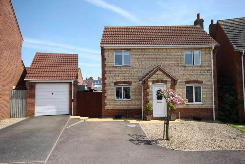 3 Bedrooms Detached House for sale in Coverley Road, South Witham