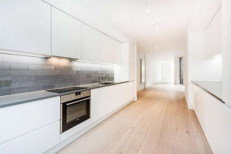 4 Bedrooms House for sale in Barrier House, Royal Wharf