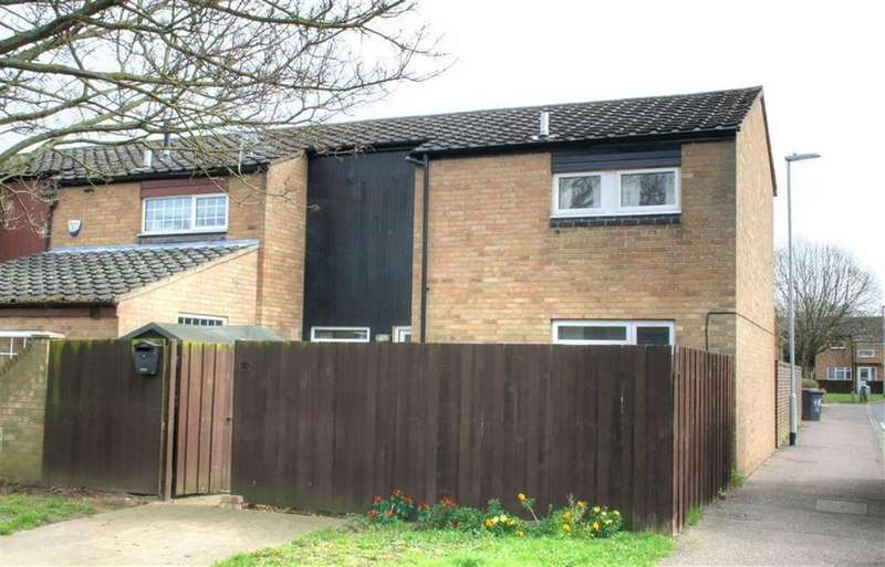 3 Bedrooms End Of Terrace House for sale in Hazelwood Close, Cambridge