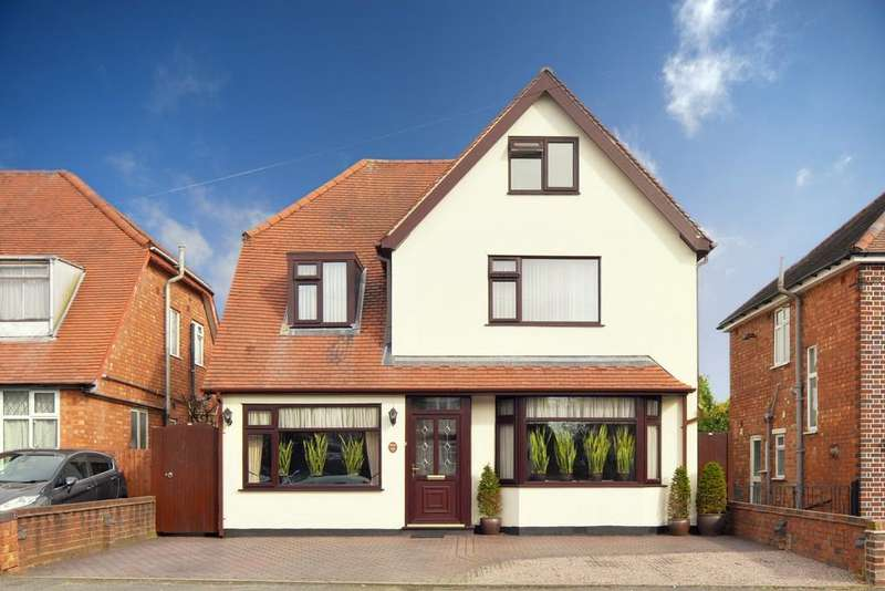 5 Bedrooms Detached House for sale in Broad Lane, Coventry