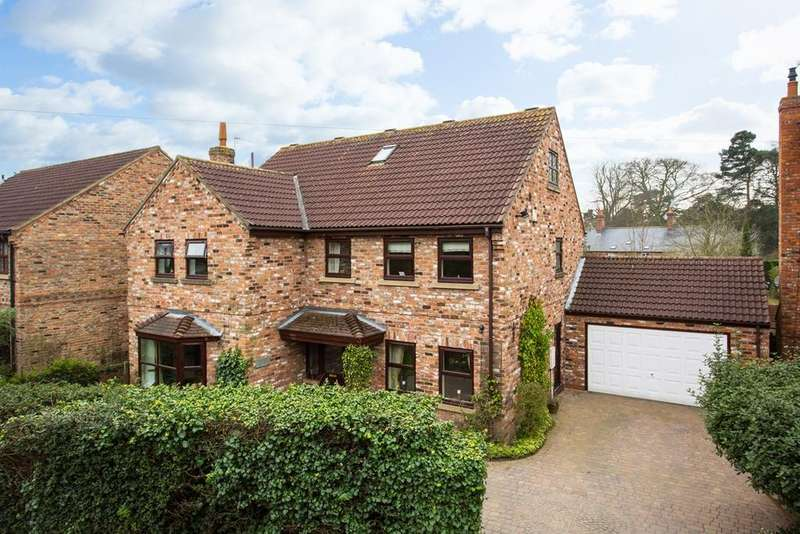 7 Bedrooms Detached House for sale in Skipwith Road, Escrick, York, YO19