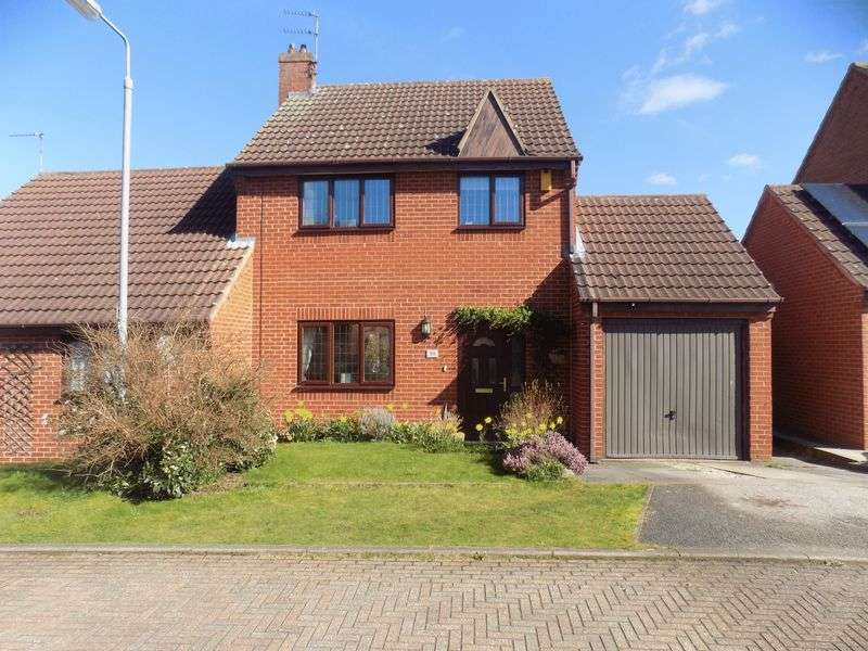 3 Bedrooms Semi Detached House for sale in Redforde Park Avenue, Retford