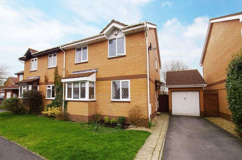 4 Bedrooms Semi Detached House for sale in NORTH WORLE - PRIORY SCHOOL CATCHMENT