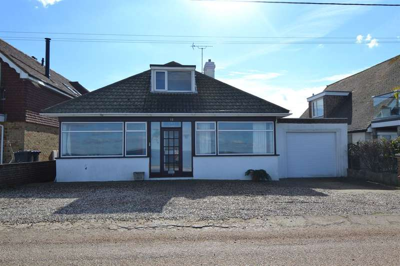 3 Bedrooms Detached Bungalow for sale in Preston Parade, Whitstable