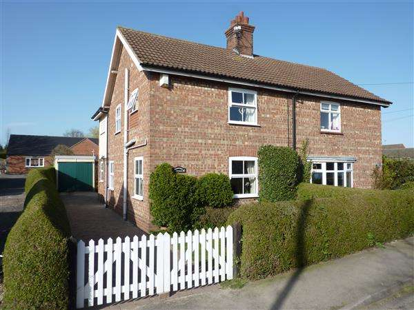 3 Bedrooms Cottage House for sale in PLUMTREE COTTAGE, OLD PLUMTREE LANE, NORTH THORESBY, GRIMSBY