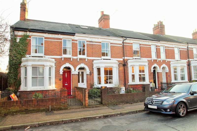 4 Bedrooms Terraced House for sale in Papillon Road, St. Mary's, Colchester