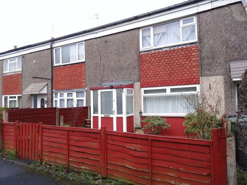 2 Bedrooms Terraced House for sale in Dorset Walk, Macclesfield