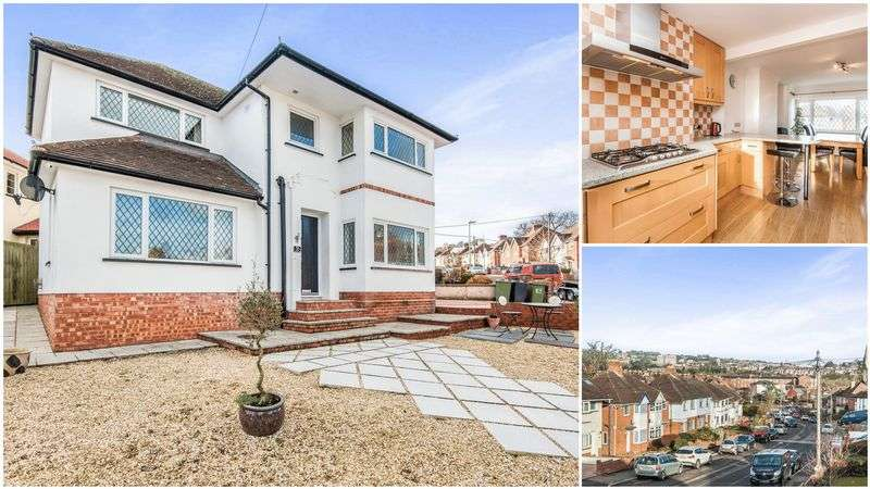 4 Bedrooms House for sale in Isleworth Road, Exeter