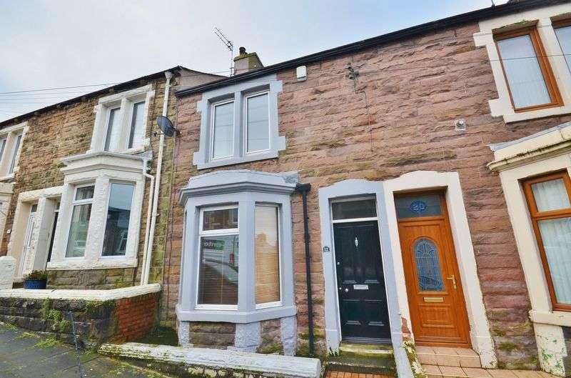 2 Bedrooms Terraced House for sale in Berwick Street, Workington