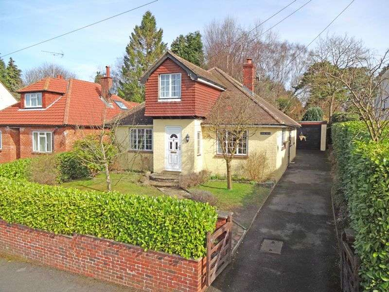4 Bedrooms Detached House for sale in Sandheath Road, Beacon Hill