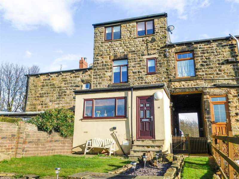 3 Bedrooms Terraced House for sale in Howdenclough Road, Morley