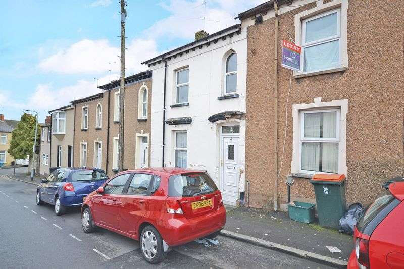 2 Bedrooms Terraced House for sale in Superb Potential Nr. City Centre, St Edward Street, Newport