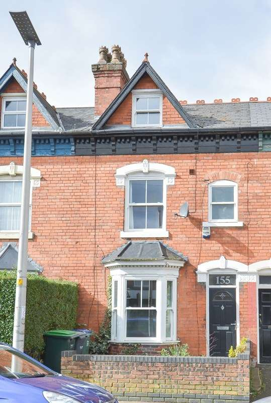 3 Bedrooms Terraced House for sale in Lightwoods Road, Bearwood