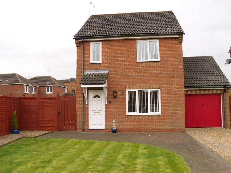 3 Bedrooms House for sale in Oldfield Gardens, Whittlesey, PE7