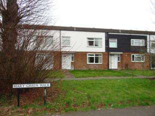 3 Bedrooms Terraced House for sale in Mary Green Walk, Canterbury, Kent, United Kingdom