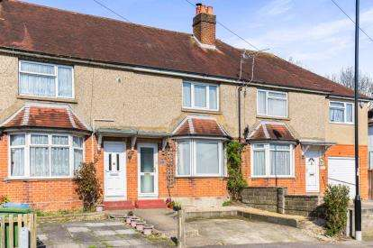3 Bedrooms Terraced House for sale in Swaythling, Southampton, Hampshire
