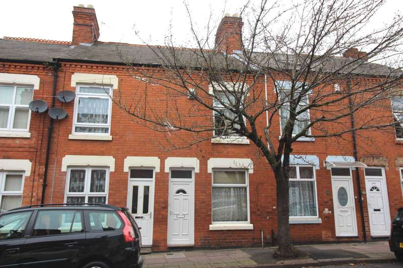 3 Bedrooms Terraced House for sale in Sherrard Road, Highfields