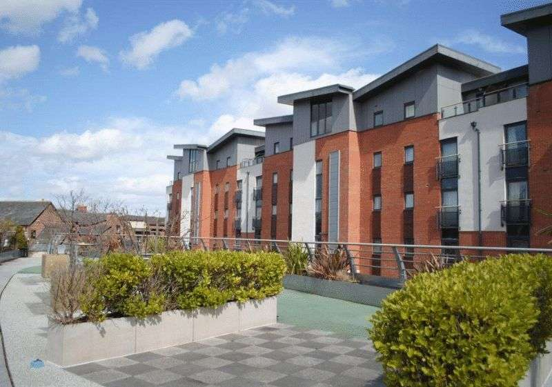 2 Bedrooms Flat for sale in Egerton Street, Chester