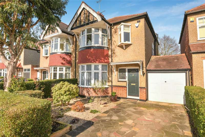 3 Bedrooms Semi Detached House for sale in Cambridge Road, Harrow, Middlesex, HA2