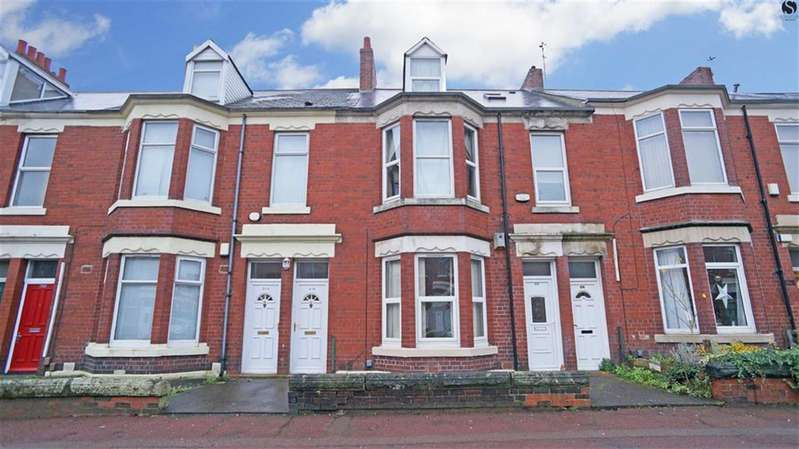 4 Bedrooms Property for rent in Simonside Terrace, Heaton