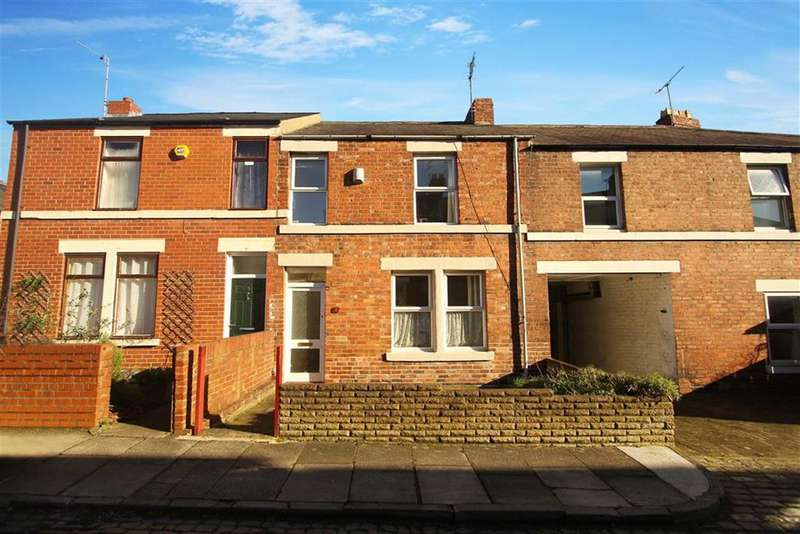 3 Bedrooms Property for sale in Clarence Place, South Gosforth, Newcastle Upon Tyne