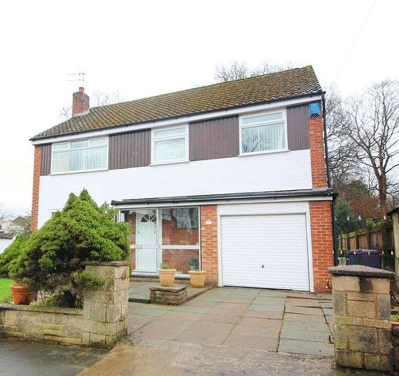 4 Bedrooms Detached House for sale in Chartmount Way, Gateacre, Liverpool, L25