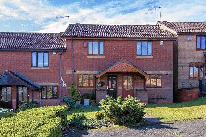 2 Bedrooms Terraced House for sale in Heron Close, Birmingham