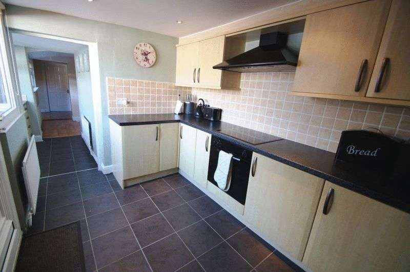 2 Bedrooms Terraced House for sale in Temperance Terrace, Ushaw Moor