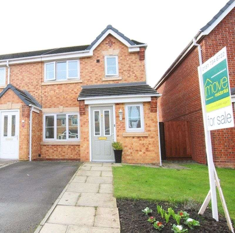 3 Bedrooms Terraced House for sale in Southampton Drive, Cressington Heath, Liverpool, L19