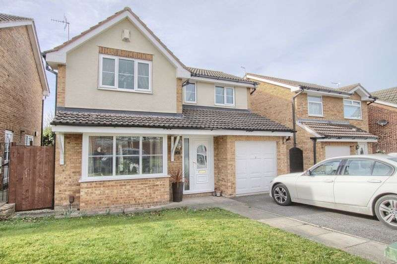 4 Bedrooms Detached House for sale in The Argory, Ingleby Barwick