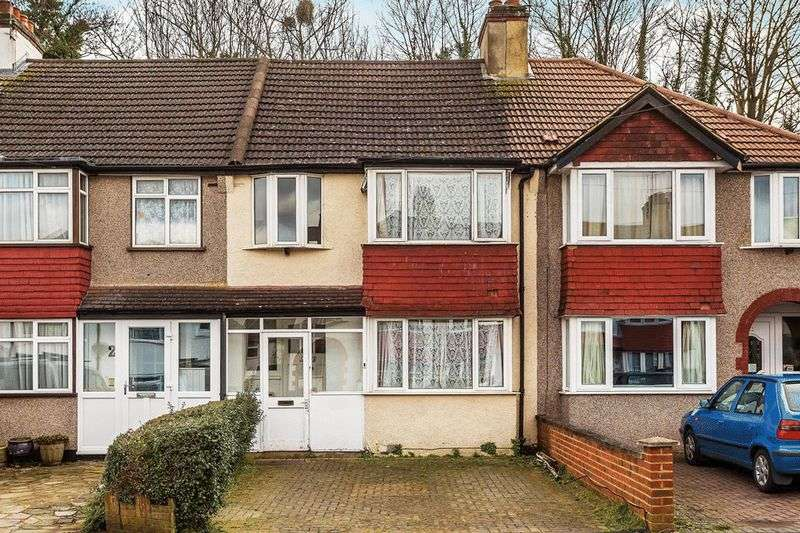 3 Bedrooms Terraced House for sale in Glenn Avenue, PURLEY