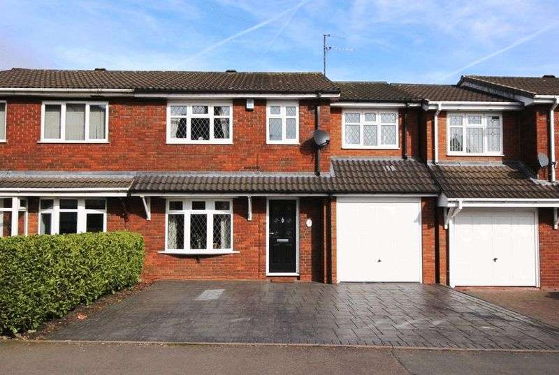 4 Bedrooms Semi Detached House for sale in Gate Street, SEDGLEY