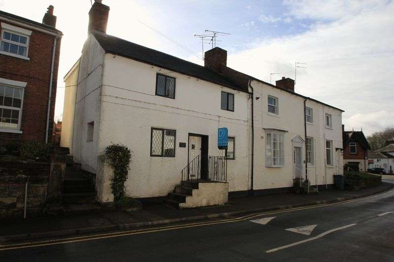 3 Bedrooms Terraced House for sale in Main Road, Great Haywood, Stafford, ST18