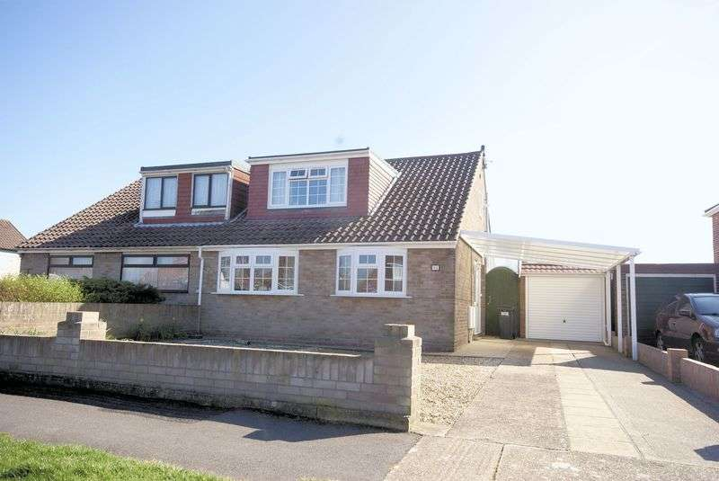 4 Bedrooms Semi Detached Bungalow for sale in Cavanna Close, Gosport, PO13