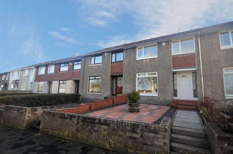 3 Bedrooms Terraced House for sale in Muirfield Drive, Newcastle, Glenrothes