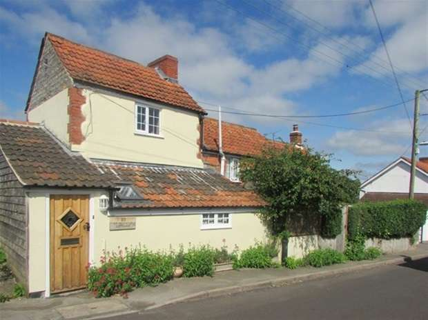 5 Bedrooms Detached House for sale in Hill Head, Glastonbury