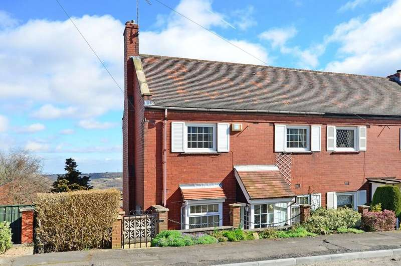 2 Bedrooms Semi Detached House for sale in Bank House Road, Walkley