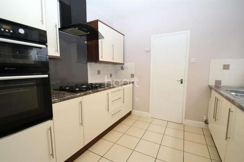 3 Bedrooms Terraced House for sale in Craig Street, Peterborough
