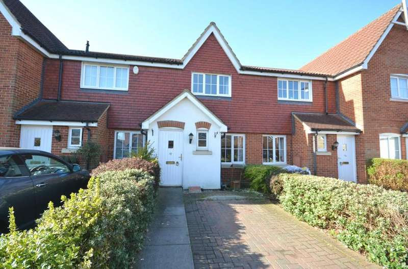 2 Bedrooms Terraced House for sale in Ridings Avenue, Great Notley, Braintree, Essex, CM77