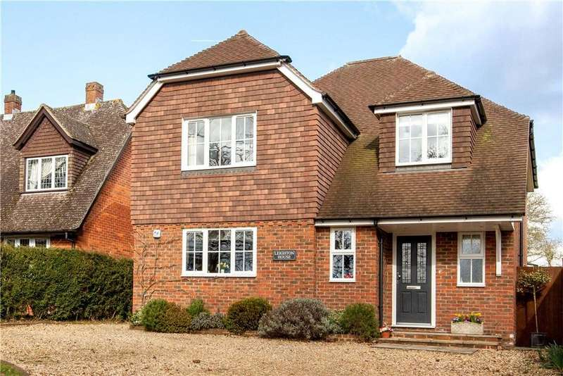 5 Bedrooms Detached House for sale in New Road, Pamber Green, Tadley, Hampshire, RG26