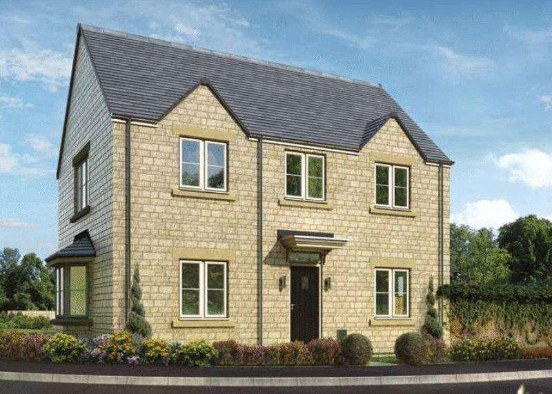 4 Bedrooms Detached House for sale in Plot 120, The Eynsham, Oakwood Gate, Bampton