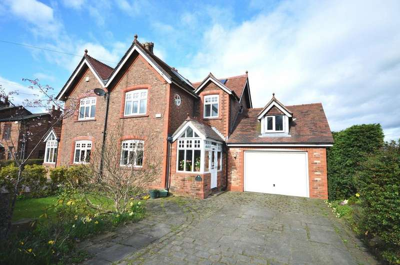 3 Bedrooms Semi Detached House for sale in Oaklands Higher Lane Lymm
