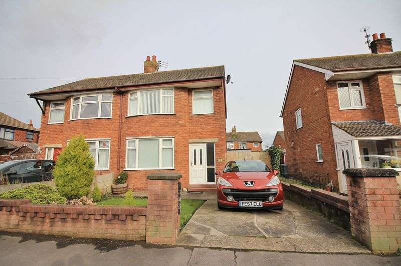 3 Bedrooms Semi Detached House for sale in 2 Chester Place, Great Eccleston, Preston Lancs PR3 0XY