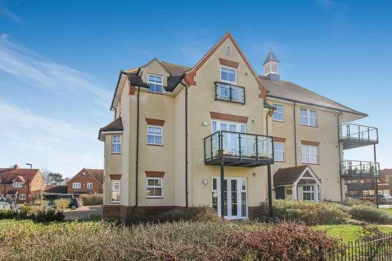 2 Bedrooms Flat for sale in Haddenham